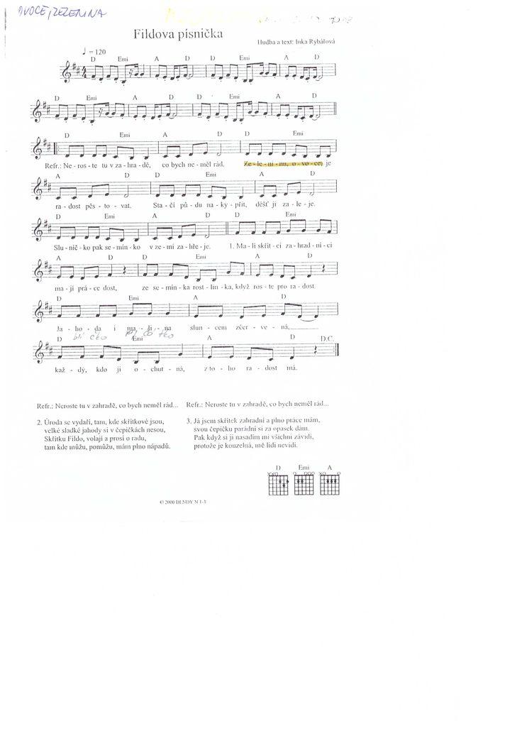 Fildova písnička