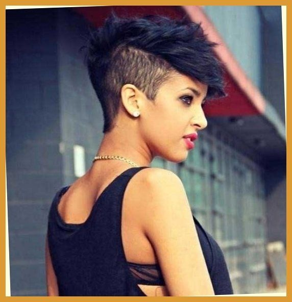 15 Nice Short Haircuts For Ladies | Short Hairstyles 2015   2016  with regard to Short Cuts With Shaved Sides