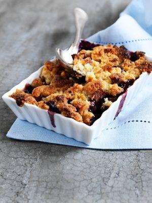 Crumblecake - få opskriften af Mad og Bolig