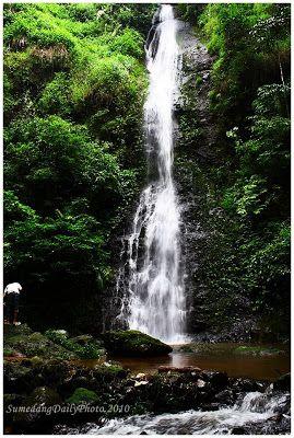Sabuk Waterfall