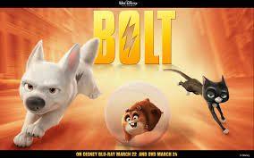 Bolt - Super cão
