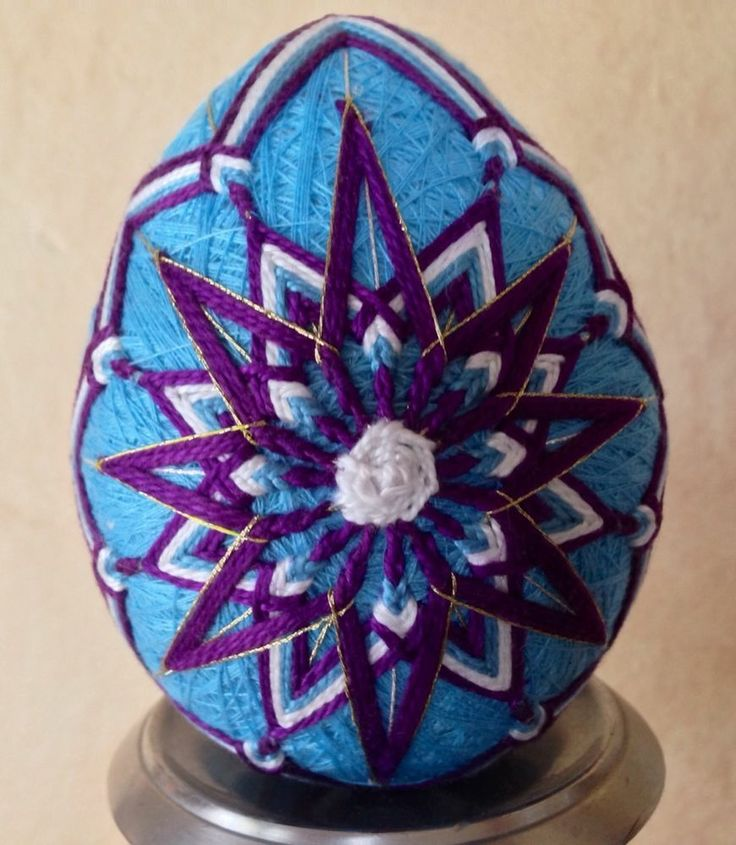 asian purple egg