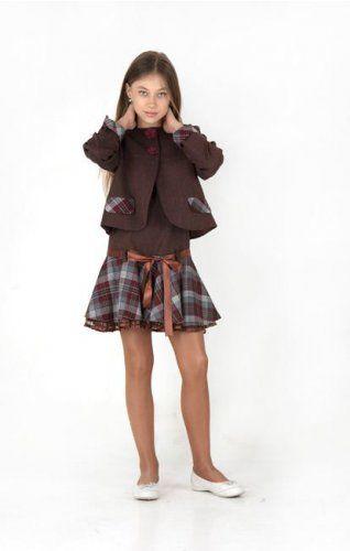 Модная школьная форма для девочек - IVONA