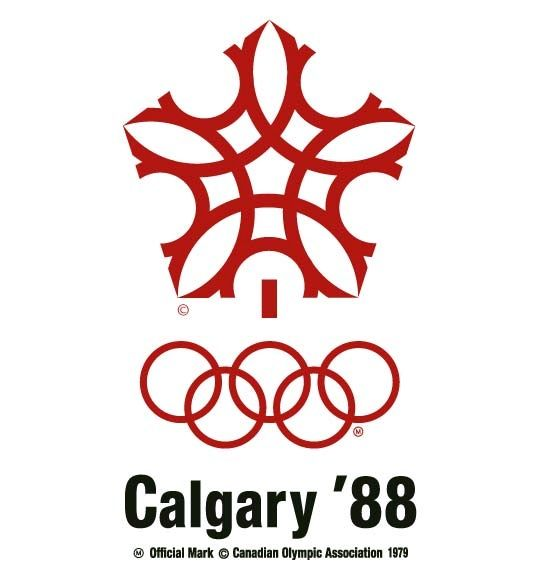 Seems like yesterday... #Calgary #WinterOlympics #1988