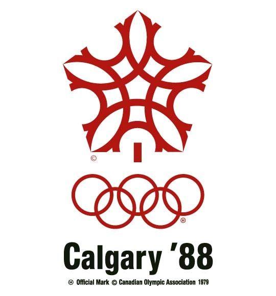 Seems like yesterday... #Calgary #WinterOlympics #1988
