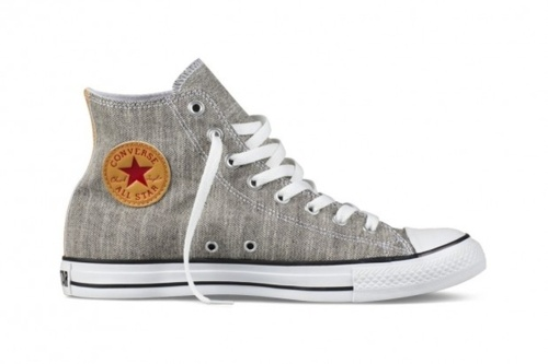 Converse - Chuck Taylor Chambray  $60 from Converse
