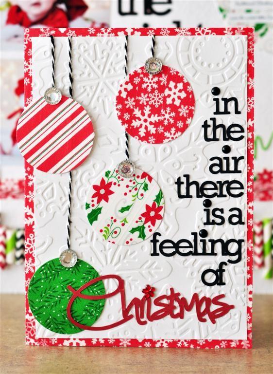 A Feeling of Christmas - Scrapbook.com