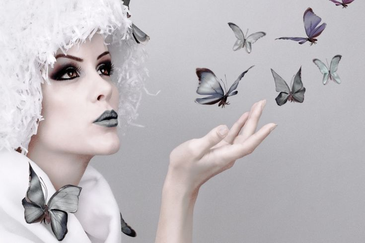 Beauty Photography Portraits mask