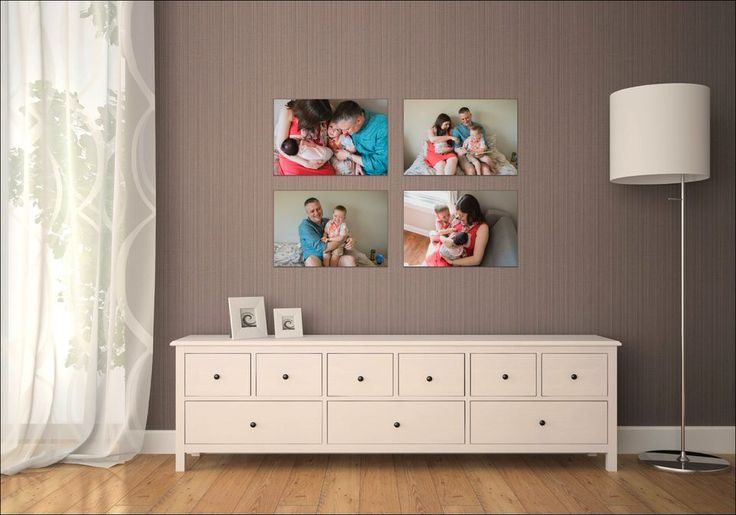 Print your images for your walls so you can enjoy your newborn photos in Ottawa year after year.