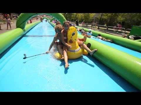 Slide the City will make Ann Arbor's State Street a water slide on July 4 | MLive.com