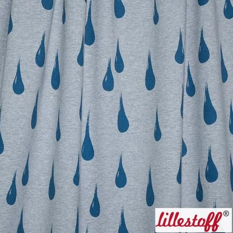 Raindrops - French Terry
