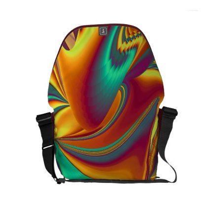 #Spring Summer Autumn Flowers Magic Small Messenger Bag - cyo customize design idea do it yourself diy