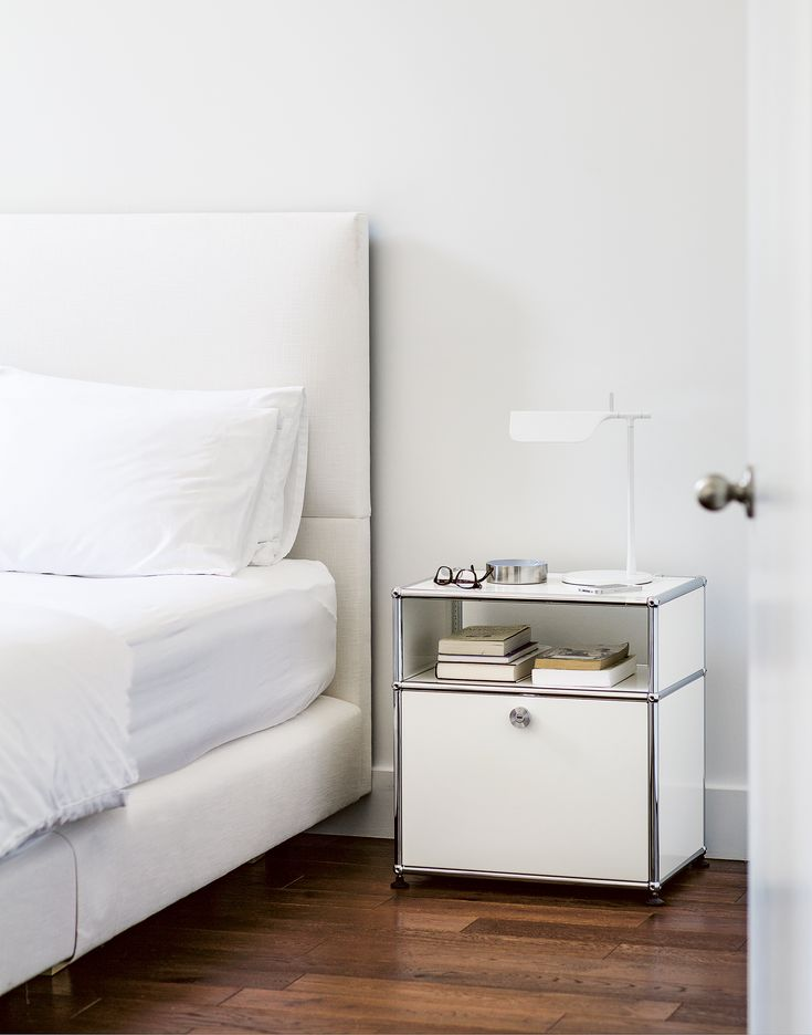 individuelles Schreiner-Bett aus Holz, massiv holz bett, inspiration - schlafzimmer holz massiv