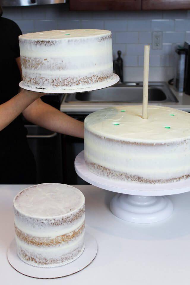 Fantastic No Cost Wedding Cake Making Concepts In 2020 Wedding Cake Recipe How To Make Wedding Cake Chocolate Wedding Cake