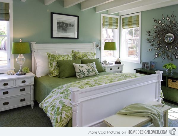 15 Bedrooms Of Lime Green Accents Home Concepts Pinterest Bedroom And Decor