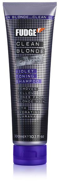 Fudge Clean Blonde Violet Toning Shampoo 300ml - Shampo - Finn lavest pris, test og informasjon