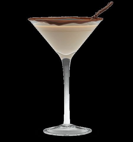 Coconut Chocolatini Recipe - Saint Brendan's® Irish Cream Liqueur is great in cocktails and mixed drinks. Check out this Coconut Chocolatini recipe to make at your next party or event.