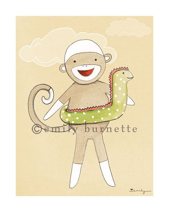20 best Sock Monkeys are People, Too. images on Pinterest | Sock ...