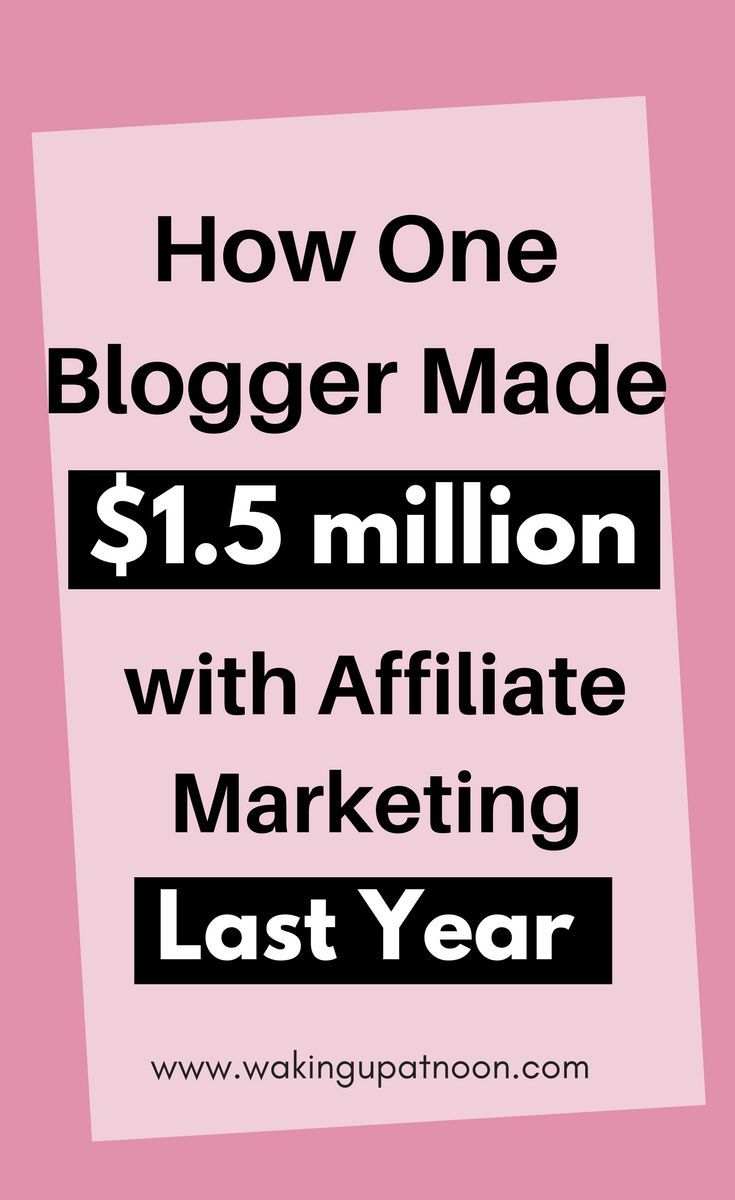 How to make money with a blog from home | Michelle shares her tips on how she made over 1 million dollars last year through blogging and affiliate marketing and you can check out her blogging course on how you can earn money from your blog too!