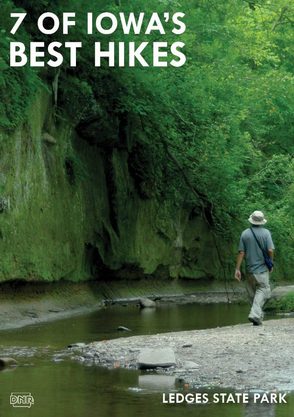 Ledges State Park - one of Iowa's best hikes | Iowa DNR