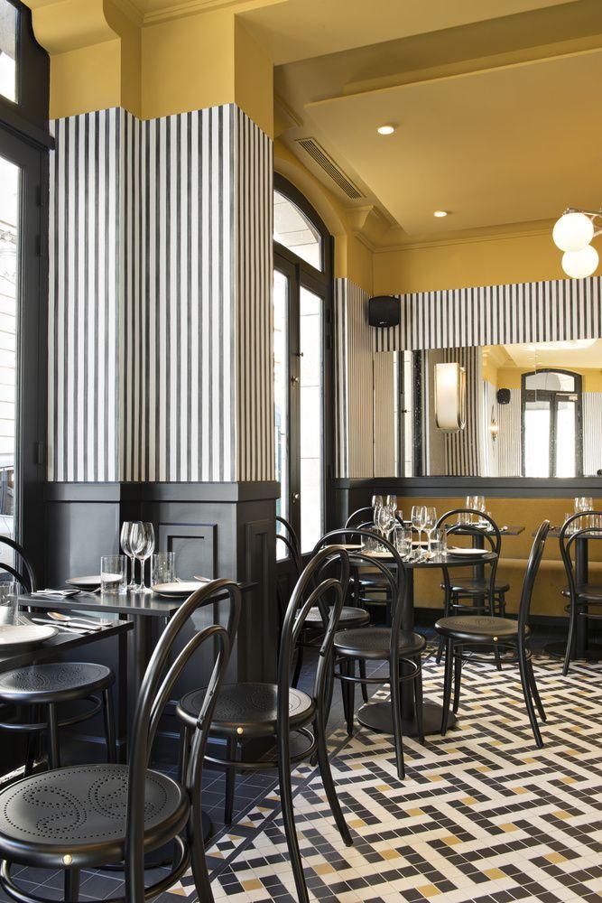 Art Nouveau #restaurantdesign | Kitchen Redeaux | Restaurant design ...