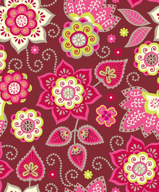 Silvia Dekker floral pattern design for Hema girlswear.jpg