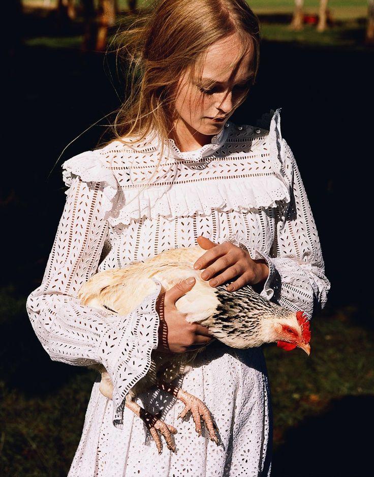 Vogue UK March 2016 Jean Campbell by Alasdair Mclellan-11