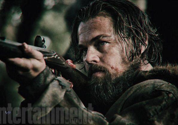 Premiers clichés de Leonardo DiCaprio dans The Revenant de Alejandro Gonzales Inarritu