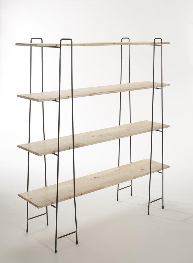 25 best ideas about free standing shelves on pinterest. Black Bedroom Furniture Sets. Home Design Ideas