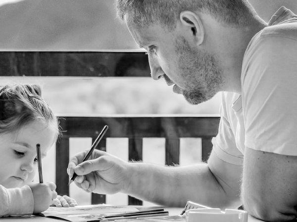 Essere un papà single in un mondo di mamme