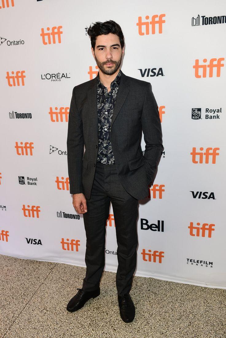Tahar Rahim au Festival International du Film de Toronto