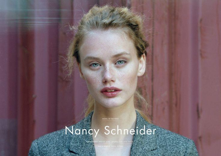 Nancy Schneider | NEWfaces