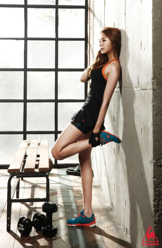 UEE for Le Coq Sportif Korea August 2013