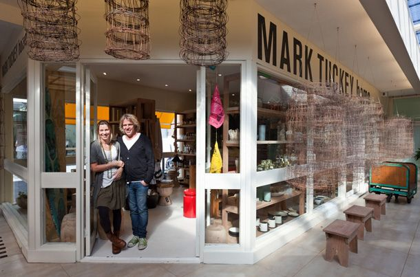 Mark Tuckey's homeware store in Sydney by the style files, via Flickr