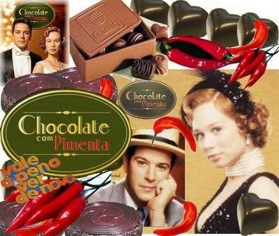 Chocolate com Pimenta (Rede Globo - 2006)