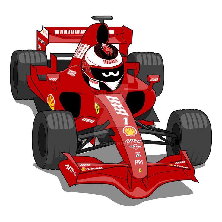 Michael Race Car Driver