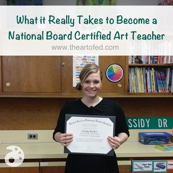 I highly encourage you to take a chance and sign up for the challenge of National Board Certification.