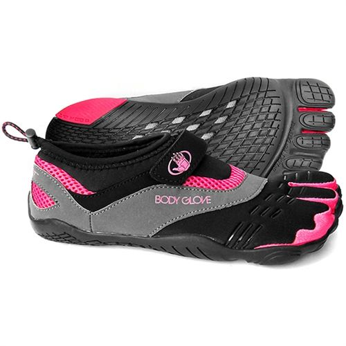 body glove 3t barefoot max 3 toe womens water shoes