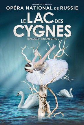 Opéra National de russie Le lac des cygnes