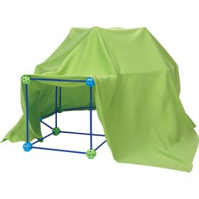 What a cool gift for a kid. A Build your own fort kit. $29.99.