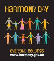 Harmony day poster