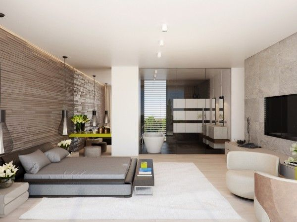 Master Bedroom Modern Design ultra modern master bedrooms design | home design ideas