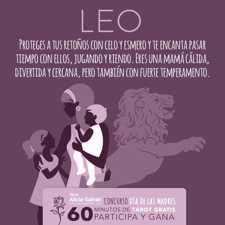 #Leo ¿quieres una consulta de #Tarot Gratis? Pues no dejes de participar en nuestro Concurso del Día de las Madres. Tú podrías ser la ganadora. Registrate aquí.