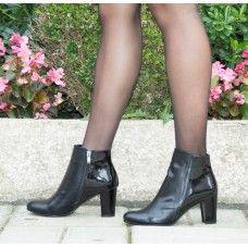 Seattle Siyah Topuklu Bot   #siyah #black #kısabot #bootie #bot #topukluayakkabı #topukluayakkabi #moda #modavapuru #fashion #style #stil #winter