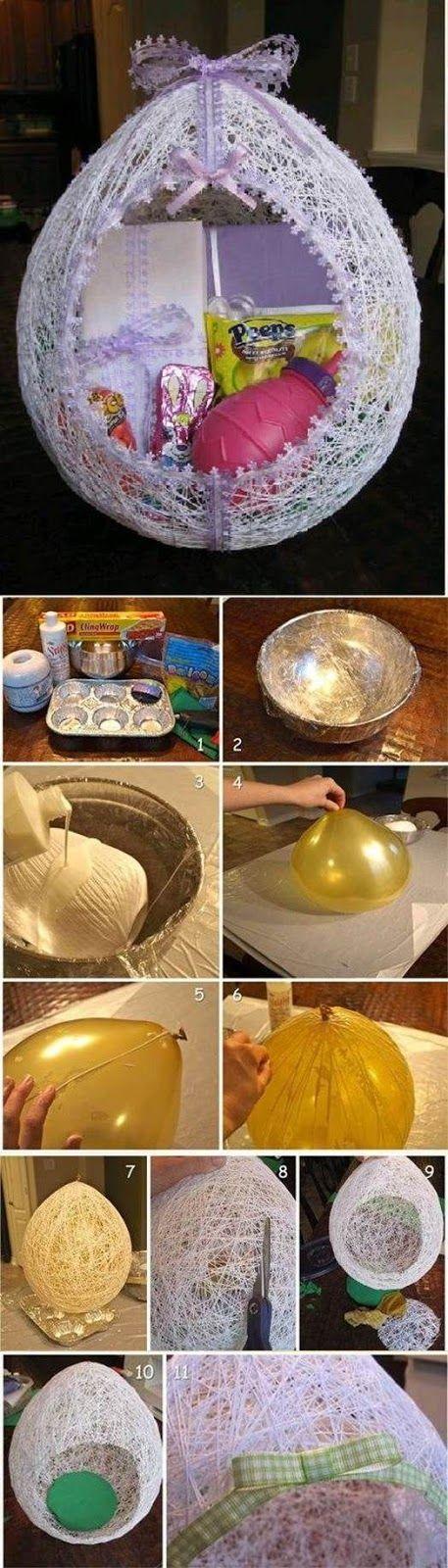 Yaratıcı Projeler: İp, Tutkal ve Balon
