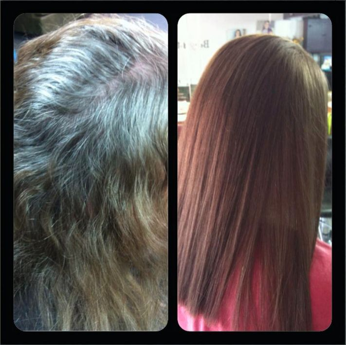 Look At This Transformation From Amy Jumper The Hair Closet She Used Kenra Color 20 Vol