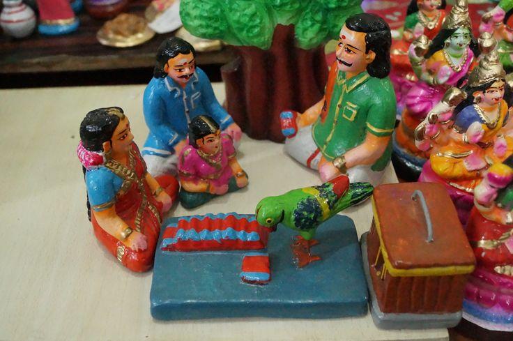 Image result for golu mandapam