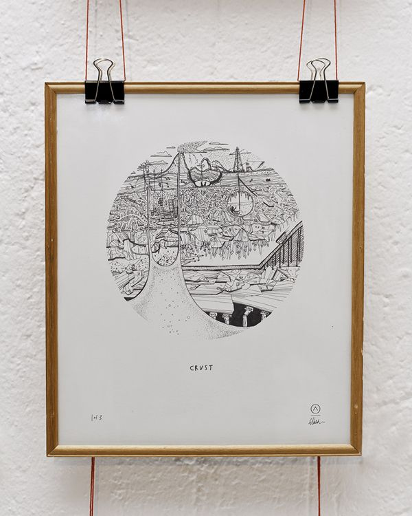 Crust - +27 Exhibition by DRIEHOEK