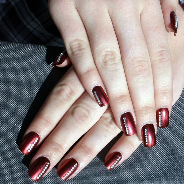 Prettyfulz Fall Nail Art Design 2011: 25+ Best Ideas About Fall Nail Designs On Pinterest