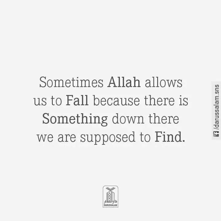 Falling Lesson